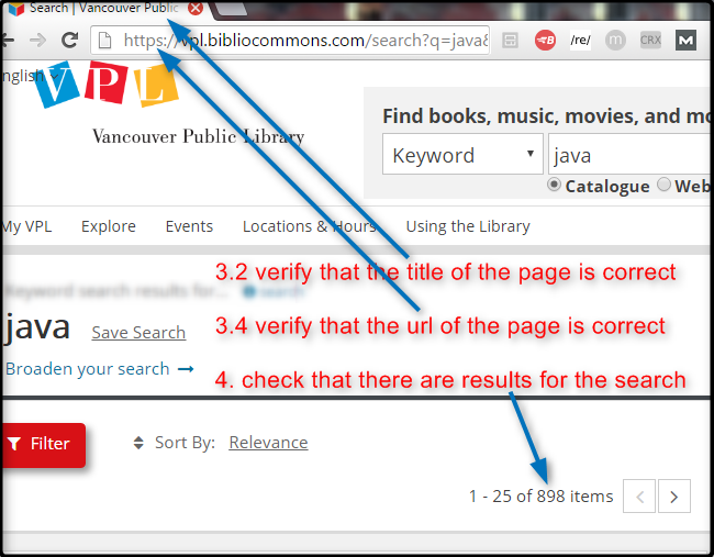 Selenium automation in java page 2 42 verify that results count value is 0 fandeluxe Image collections